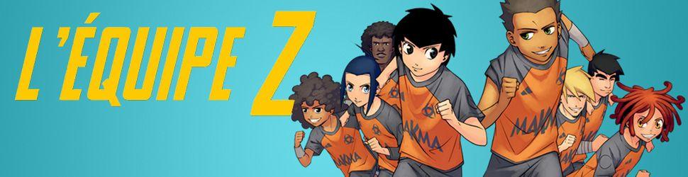 Equipe Z (l') - Manga