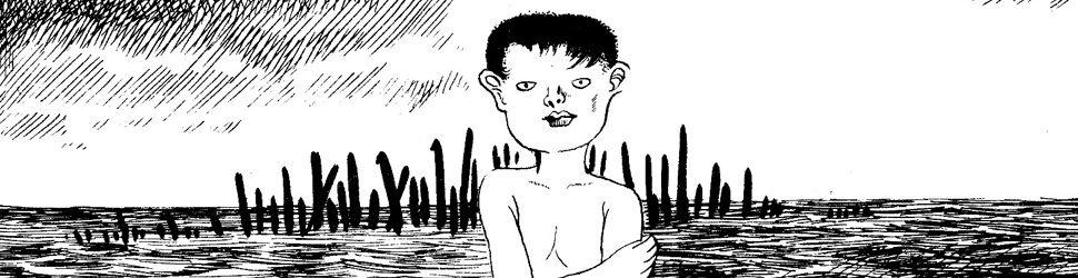 Yoshiharu Tsuge : être sans exister - Manga