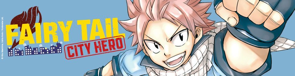 Fairy Tail City Hero vo - Manga VO