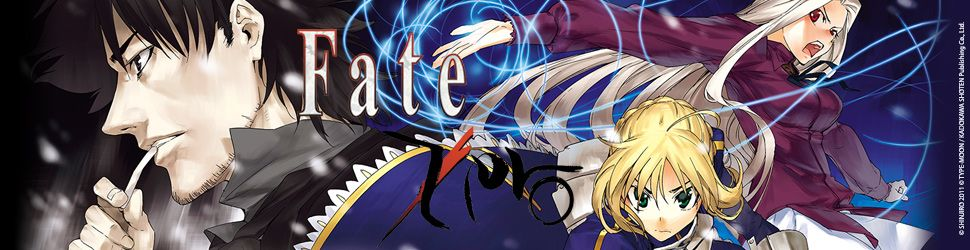 Fate/Zero vo - Manga