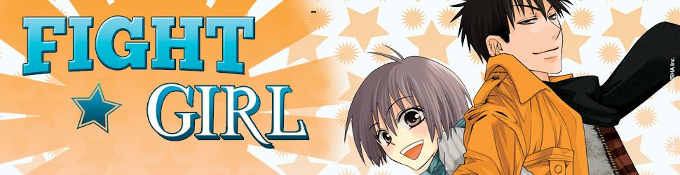 Fight girl - Manga