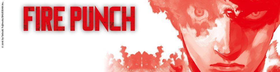 Fire Punch - Manga