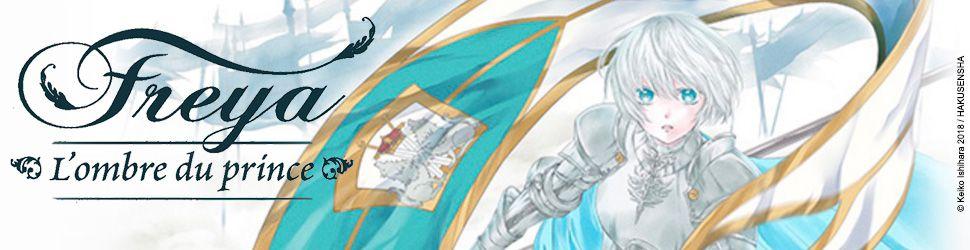 Freya - L'ombre du prince - Manga