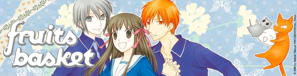 Fruits Basket - Manga