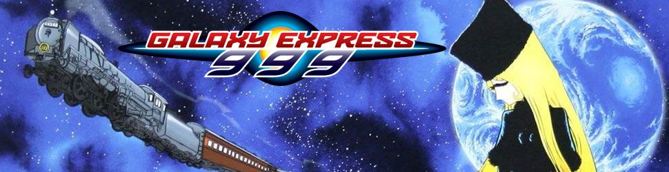 Galaxy express 999 - Manga