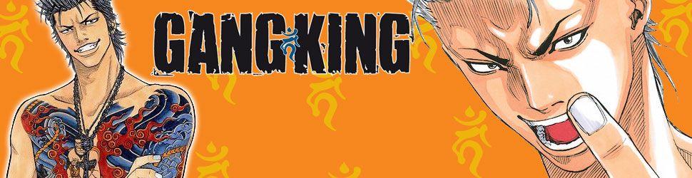 Gangking - Manga
