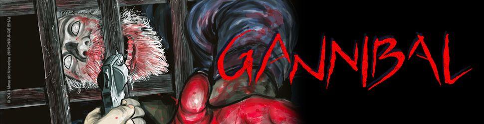 Gannibal - Manga