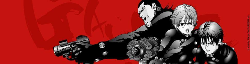 Gantz - Manga