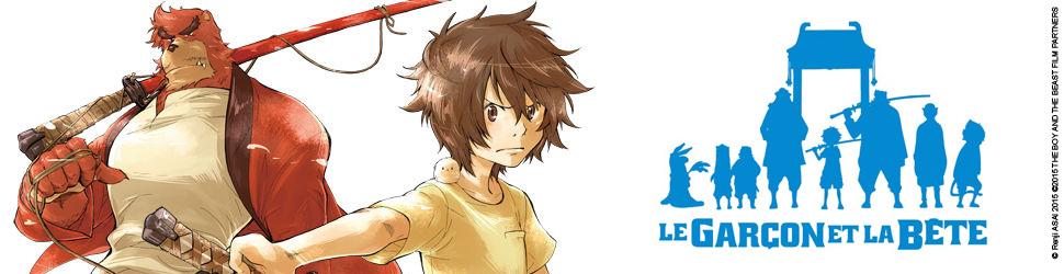 Garçon et la bête (le) - Manga