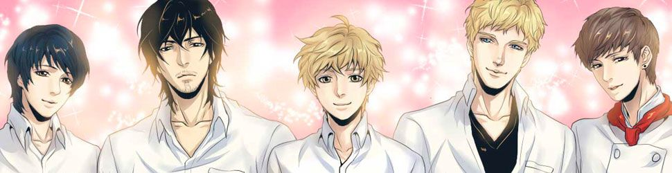 Garderie des beaux garçons (la) - Manga