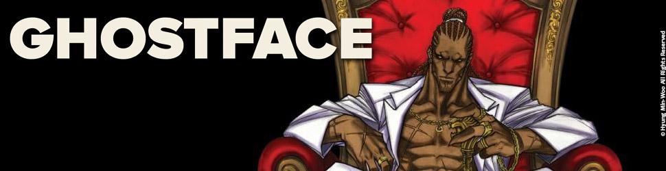 Ghostface - Manga