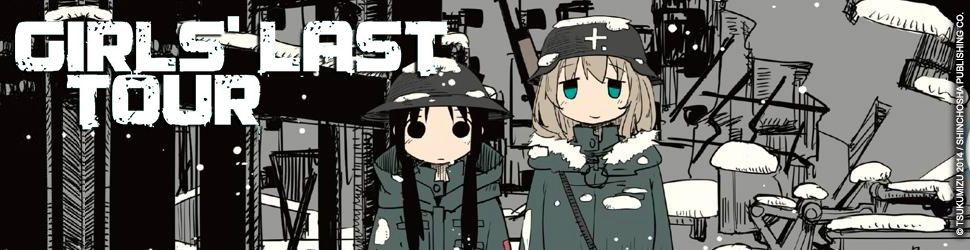 Girls' Last Tour - Manga