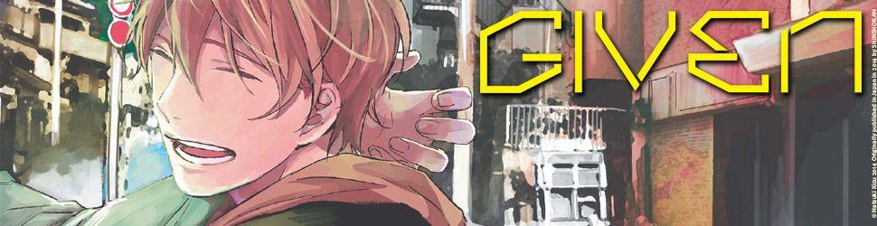 Given - Manga