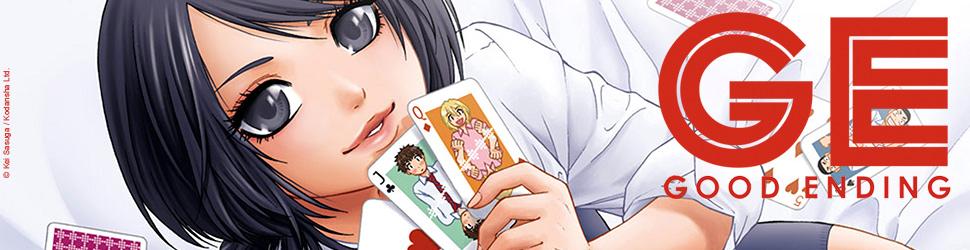 GE - Good Ending - Manga