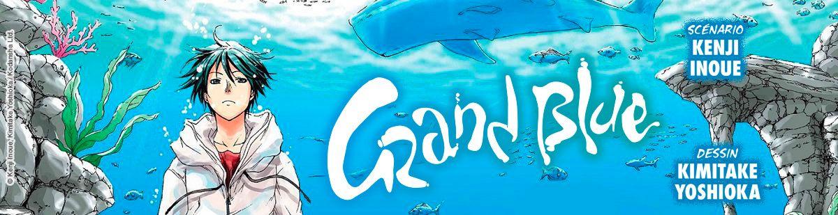 Grand Blue vo - Manga