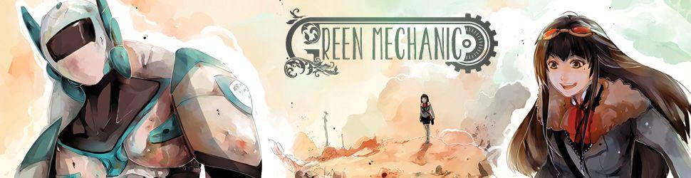 Green Mechanic - Manga