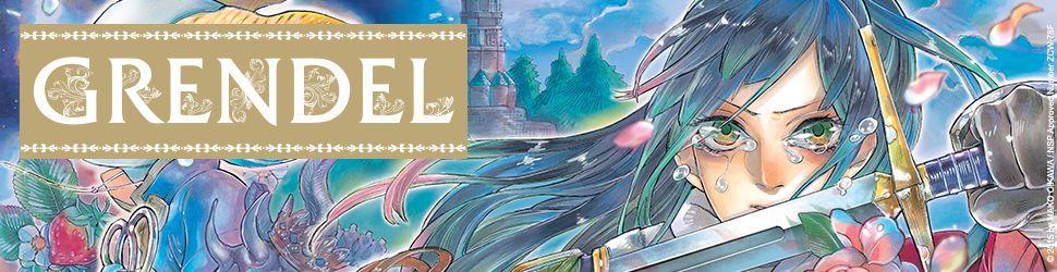 [Manga] Grendel, Tome 1 Grendel-manga-banner