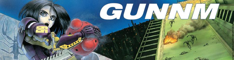 Gunnm - Manga