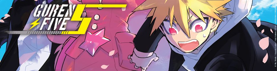 Guren Five - Manga