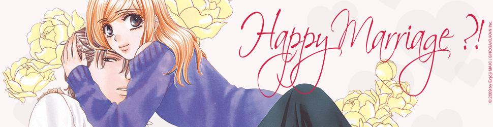 Happy marriage !? - Roman - Manga