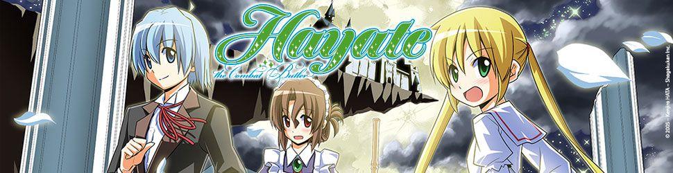 Hayate the combat butler - Manga