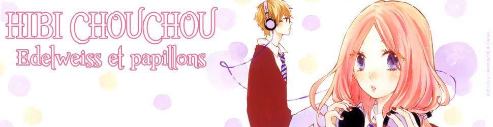 Hibi Chouchou - Edelweiss & Papillons - Manga