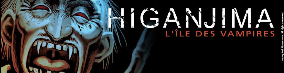 Higanjima - Manga