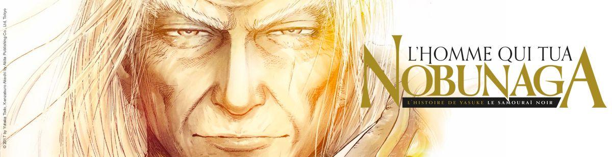 Homme qui tua Nobunaga (l') - Manga