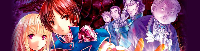 Huitième fils (le) - Manga