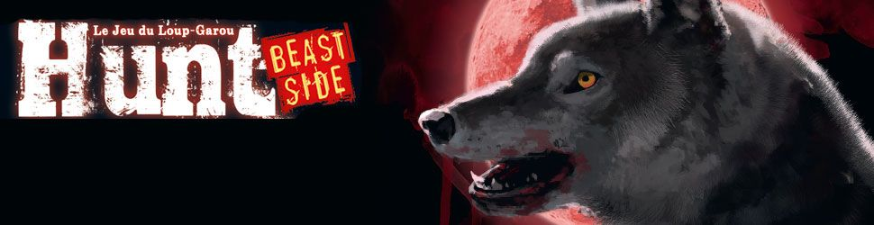 Hunt - Le jeu du Loup Garou - Beast Side - Manga