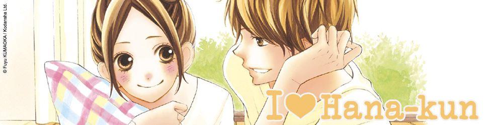 I love Hana-kun - Manga