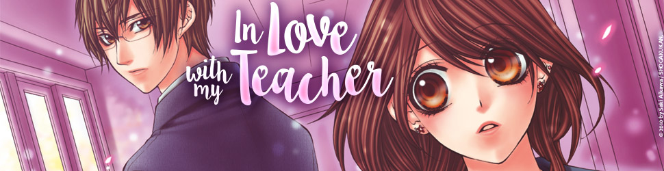 In love with my teacher - Manga
