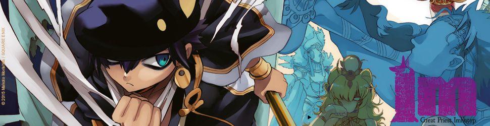 IM - Great Priest Imhotep - Manga