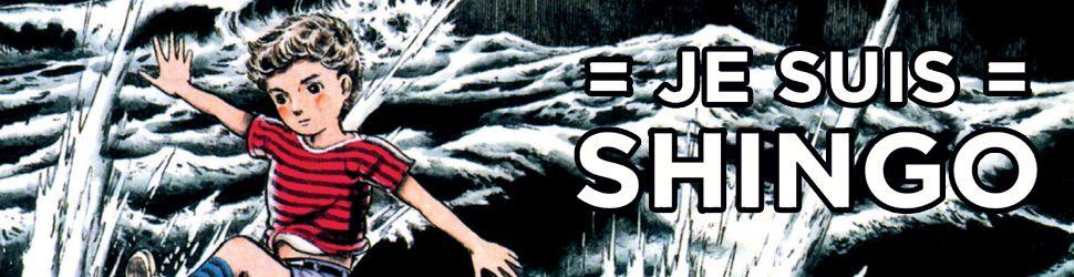 Je suis Shingo - Manga