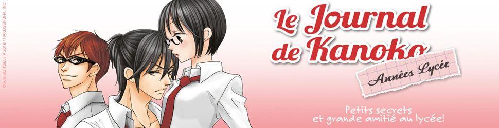Journal de Kanoko – Années lycée (le) - Manga