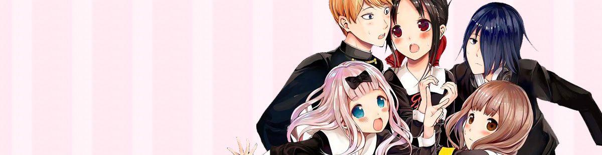 Kaguya-sama - Love is War - Manga