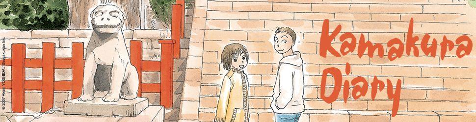 Kamakura Diary - Manga