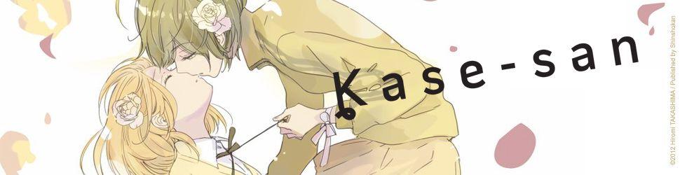 Kase-san - Manga