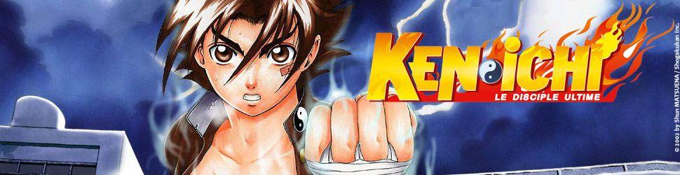 Kenichi - Manga