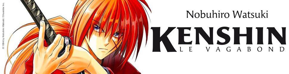 Kenshin - le vagabond - Manga