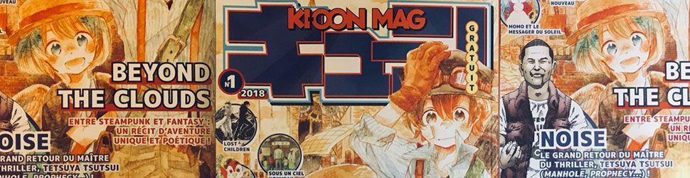 Ki-oon Mag - Manga