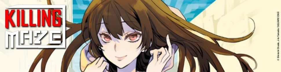 Killing Maze - Manga