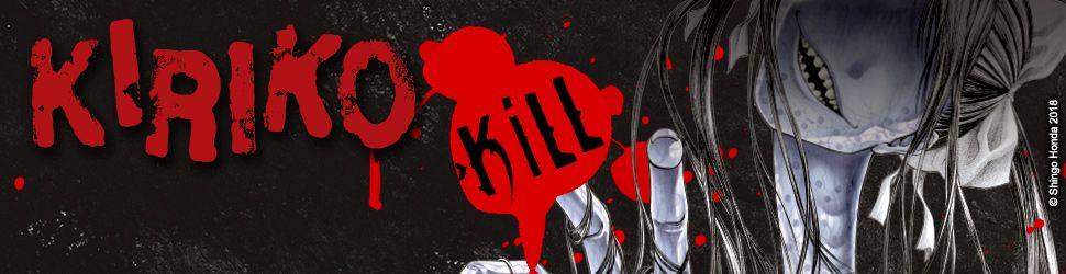 Kiriko Kill - Manga