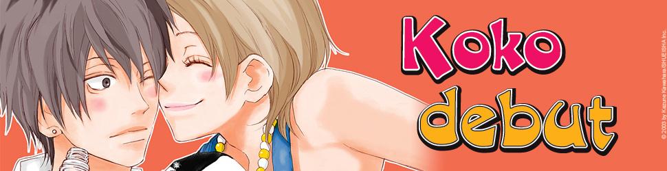 Koko Debut - Manga