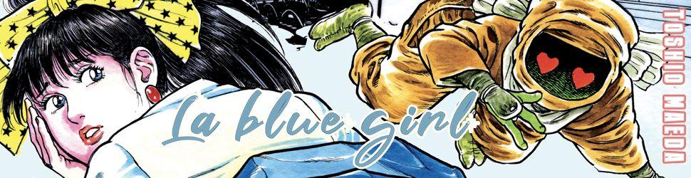 La Blue Girl - Manga