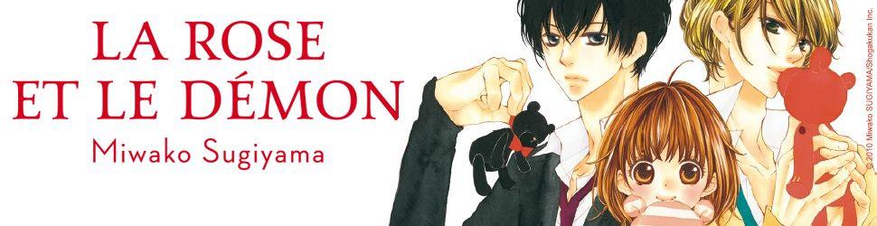 Rose et le démon (la) - Manga