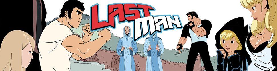 Lastman - Manga