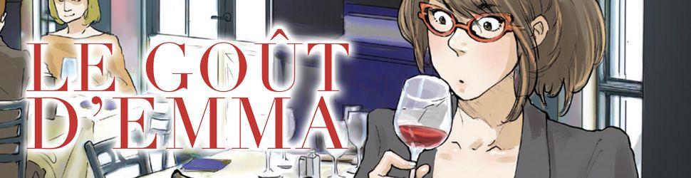 Goût d'Emma (le) - Manga