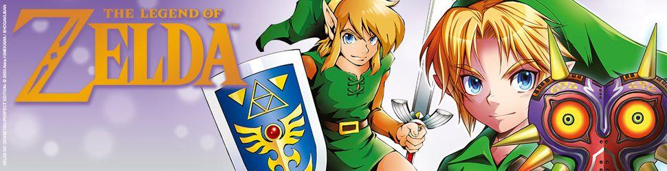 The Legend of Zelda - Perfect Edition - Manga