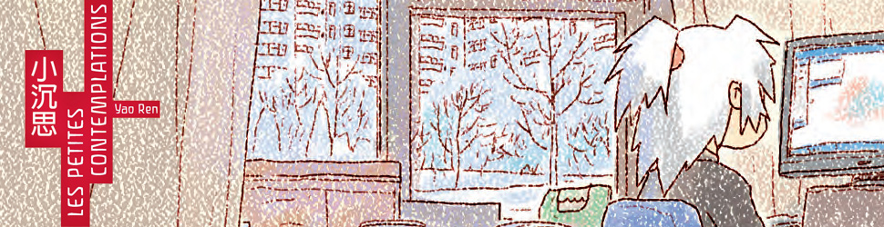 Petites contemplations (les) - Manga